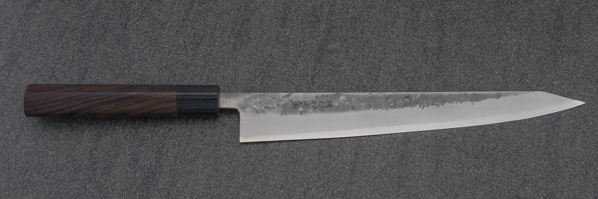 Ohishi Sujihiki (Carving Knife) Blue Steel #2