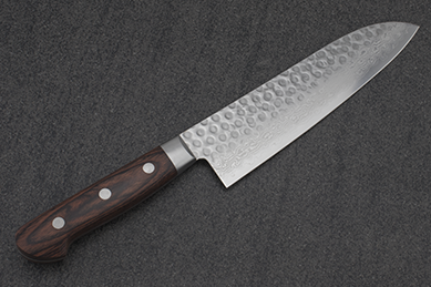 Hitohira knife, Japanese knife, Chef knife, Damascus, hitohira