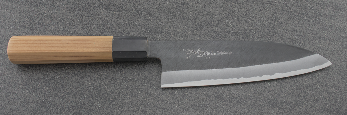 yoshihiro, white Steel, Kuro, 105mm, Japanese knife, Chef knife