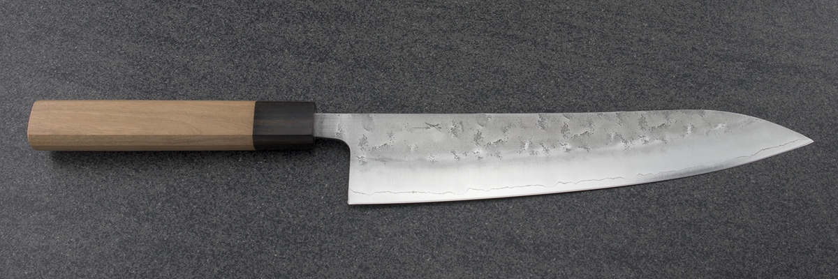 Hitohira, Futana, 240mm, gyuto, Japanese knife, Chef knife,