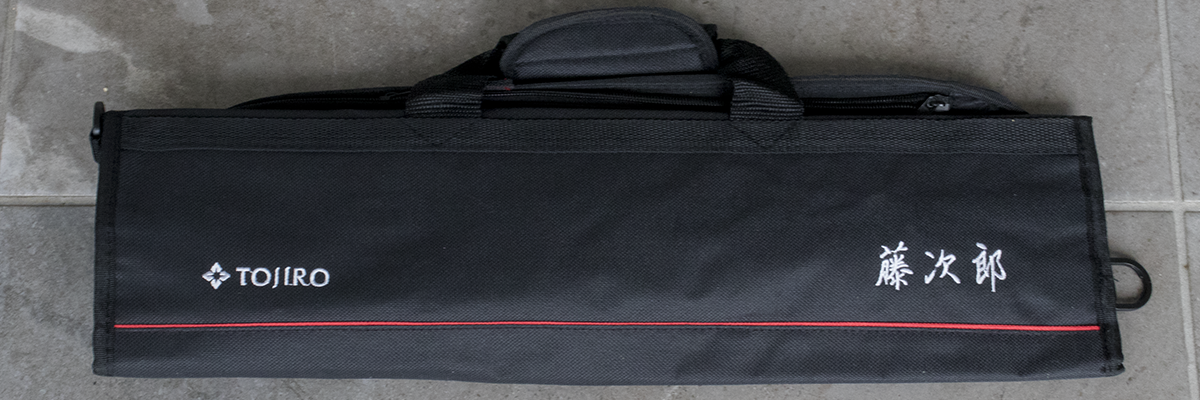 Tojiro Knife bag, knife bag