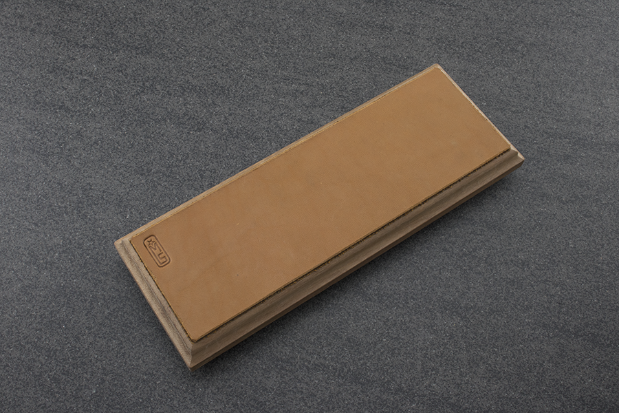 Makesmith, Leather strop, Knife sharpening
