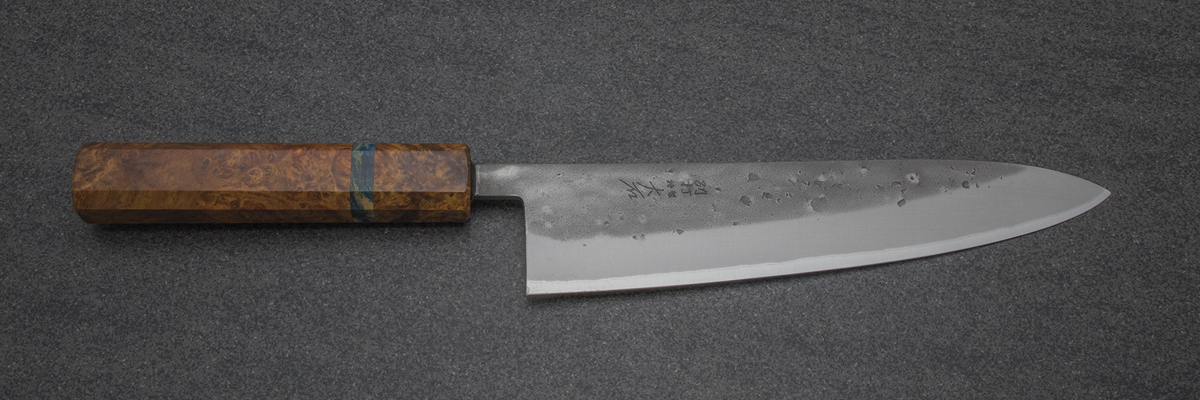 Brook Turner, Ohishi, Japanese knife, Gyuto