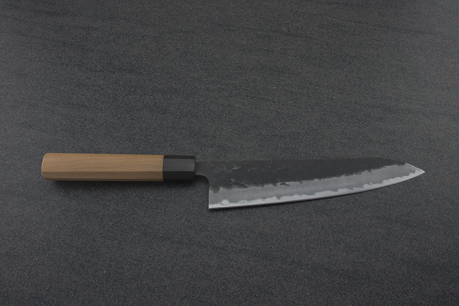Hitohira, futana, chef knife, knife, japanese knife, gyuto