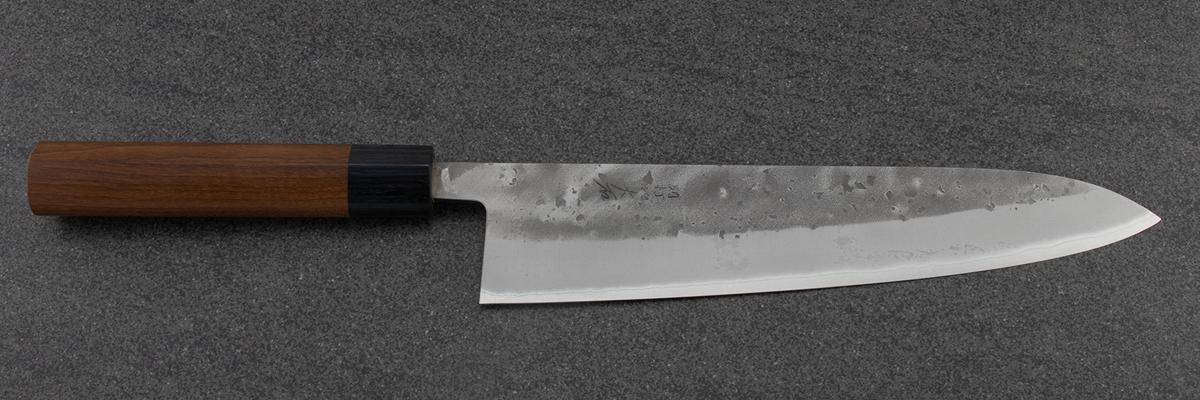 Ohishi, chef knife, japanese knife, gyuto