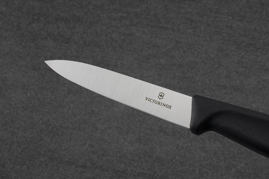 Victorianox, paring knife, knife, cheap knife, chef knife, small knife