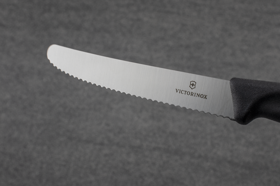 Victorianox, paring knife, knife, cheap knife, chef knife, small knife, serrated